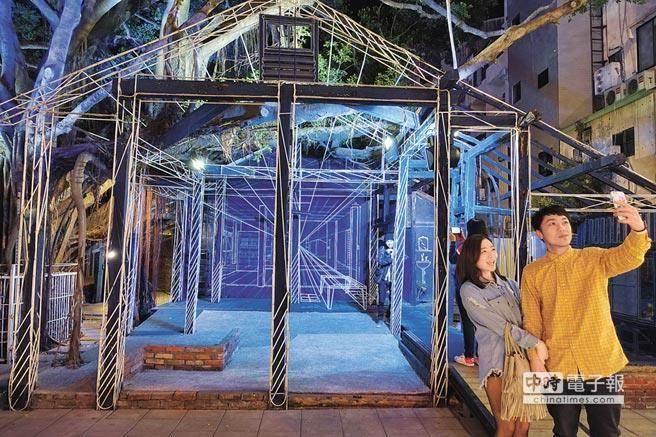 藍晒圖復活 台南文創新地標