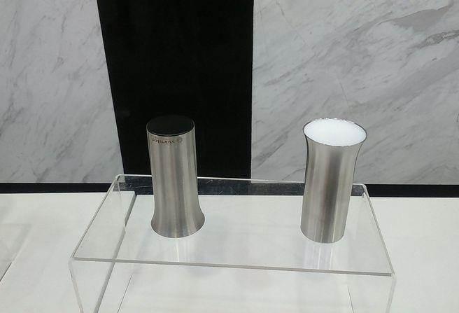 低調金屬光澤的「椒鹽罐」