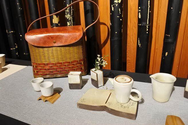 「工藝館」以主題為「秘密的連結」,以台南在地推動之工藝計畫為主軸延伸發展