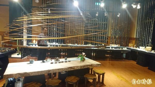 台灣設計展「工藝館」藉由展出的作品,找回人與工藝的連結
